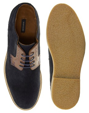 Image 3 ofRiver Island Desert Shoes
