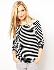French Connection Truro Stripe Top