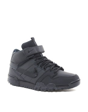Image 1 ofNike Skateboard Mogan Mid 2 OMS Trainers