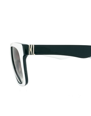 Image 4 ofKarl Lagerfeld Monochrome Sunglasses