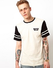 Vans - T-shirt con logo applicato
