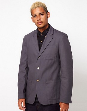 Image 1 ofAdam Kimmel Carhartt 3 Button Blazer