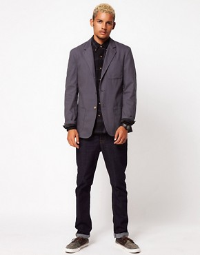 Image 4 ofAdam Kimmel Carhartt 3 Button Blazer
