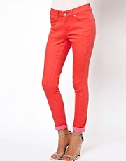Oasis Two Tone Skinny Jean