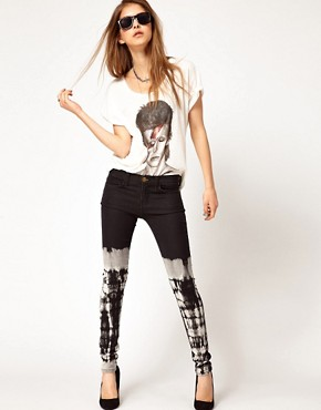 Image 1 ofCurrent/Elliott Ankle Skinny Jeans