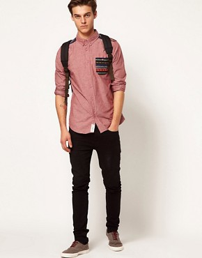 Image 4 ofBellfield Shirt with Contrast Pocket
