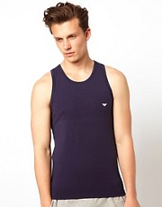 Emporio Armani Basic Logo Vest