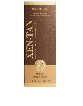 Image 2 ofXen-Tan Premium Sunless Tan Deep Bronze Instant Self Tan 148ml