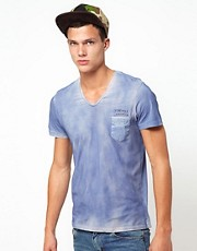 Firetrap V-Neck T-Shirt