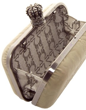 Image 2 ofReligion Royalty Hard Case Clutch