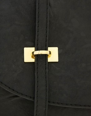 Image 4 of ASOS Metal Tip Satchel