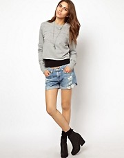 Rag & Bone &ndash; Boyfriend-Shorts