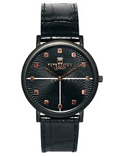 Tateossian Black Watch Carbon