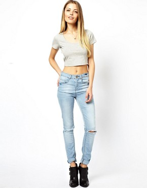 Image 4 ofASOS 90&#39;s Crop Top