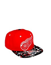 Zephyr Snapback Cap Redwings