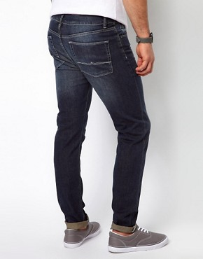 Image 2 ofASOS Skinny Indigo Jean