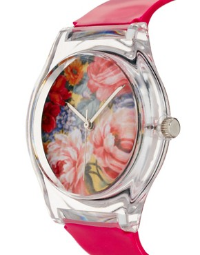 Image 4 ofMay28th Pretty Floral Watch