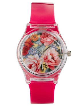 Image 1 ofMay28th Pretty Floral Watch