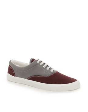 Image 1 ofASOS Plimsolls