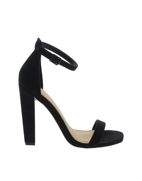 Image 1 of ASOS HOXTON Heeled Sandals