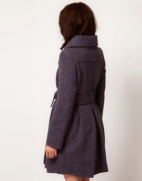 Image 2 ofSara Berman Vivienne Trench Coat