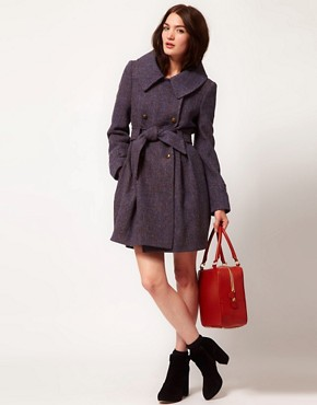 Image 4 ofSara Berman Vivienne Trench Coat