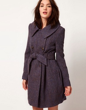 Image 1 ofSara Berman Vivienne Trench Coat