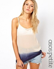 ASOS PETITE Exclusive Cami In Ombre