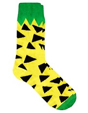 Lazy Oaf Pineapple Socks