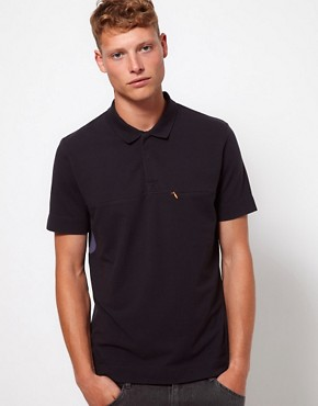Image 1 ofASOS BLACK x Puma Polo