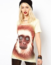 Voodoo Girl Monkey T-Shirt