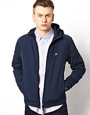 Lyle &amp; Scott Vintage Jacket with Hood
