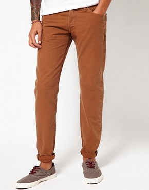 Image 1 ofCarhartt Trousers Buccaneer Regular Tapered