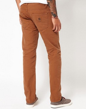 Image 2 ofCarhartt Trousers Buccaneer Regular Tapered