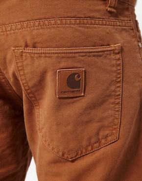 Image 3 ofCarhartt Trousers Buccaneer Regular Tapered