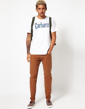 Image 4 of Carhartt Trousers Buccaneer Regular Tapered