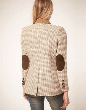 Image 2 ofASOS PETITE Exclusive Longline Blazer