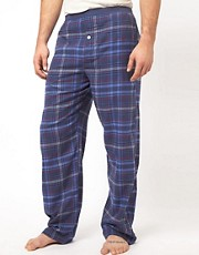 Calvin Klein Flannel Check Lounge Pants