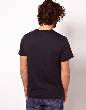 Image 2 ofPaul Smith Jeans T-Shirt with Bicycle Print