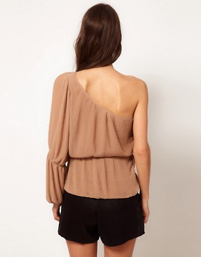Image 2 of Kore by Sophia Kokosalaki Pleated Top