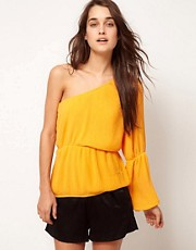 Kore by Sophia Kokosalaki Pleated Top