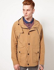 Two Square  Parka