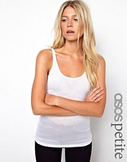 ASOS PETITE The One Tank