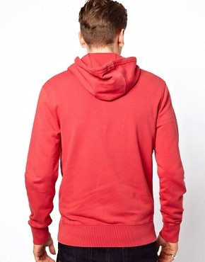 Image 2 ofFred Perry Sweatshirt with Hood