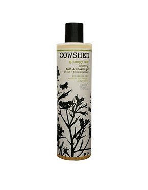 Image 1 ofCowshed Grumpy Cow Uplifting Bath &amp; Shower Gel 300ml