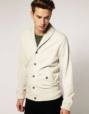 Image 1 ofDr Denim Fabian Sweat Cardigan