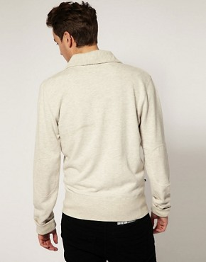 Image 2 ofDr Denim Fabian Sweat Cardigan
