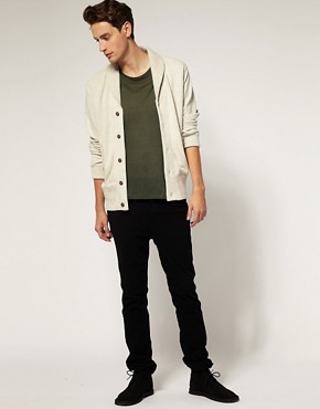 Image 4 ofDr Denim Fabian Sweat Cardigan