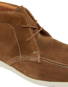 Image 2 ofSelected Homme Green Park Suede Chukka Boots