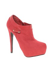 River Island Ellia Heeled Shoe Boots